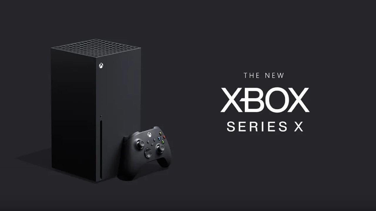 Игровая приставка Microsoft XBOX SERIES X 1 ТБ