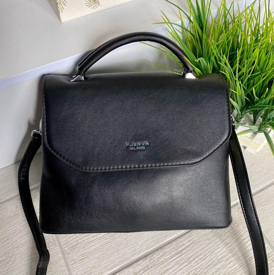 Женская сумка Milano Черная женская сумка Сумка для девушки