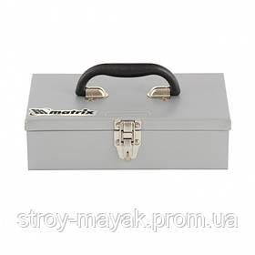 Ящик для инструмента 284 х 160 х 78 мм, металлический, MTX Надёжный!