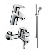 Набор смесителей для ванной комнаты Hansgrohe Focus E2