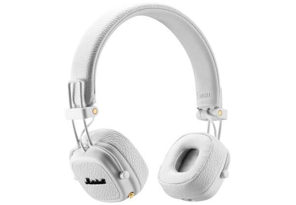 Bluetooth наушники Marshall Headphones Major III Bluetooth White