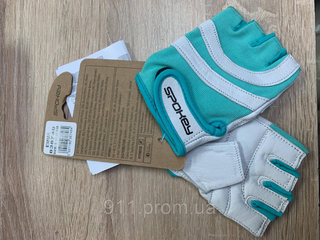 Женские перчатки для фитнеса Spokey