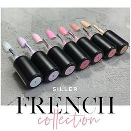 Гель-лаки Siller French