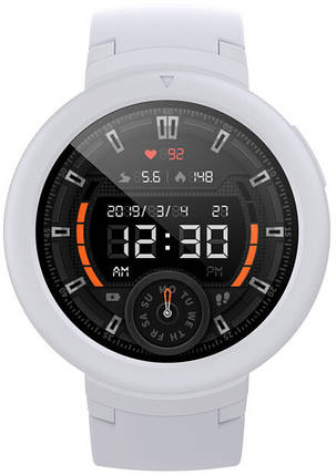 Smart Watch Amazfit Verge Lite Snowcap White UA UCRF Гарантия 12 месяцев, фото 2