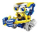 Робот конструктор на солнечной панели 11 в 1 RoboKit, робот конструктор робот кит, фото 7