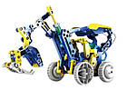 Робот конструктор на солнечной панели 11 в 1 RoboKit, робот конструктор робот кит, фото 8