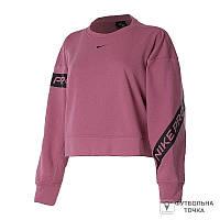 Тренувальний реглан жіночий Nike Pro Dri-FIT Get Fit Women's Training Crew CU4658-614 (CU4658-614). Жіночі
