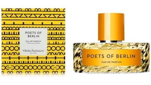 Парфюмированная вода Vilhelm Parfumerie Poets Of Berlin EDP унисекс 100 мл