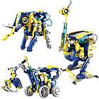 Робот конструктор на солнечной панели 11 в 1 RoboKit, робот конструктор робот кит, фото 10