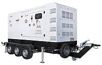 Трехфазный дизельный генератор MATARI MС500 (550 кВт)
