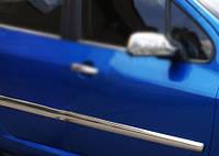 Peugeot 307 Молдинг дверной (4 шт, нерж)