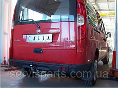 Фаркоп Fiat Doblo 2009-  (Фиат Добло)