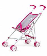Коляска для ляльки Milly Mally Julia Prestige Pink