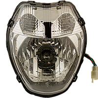 JL150-70C Фара передняя 12V 35W/35W Kinlon Loncin - 280350570-0001