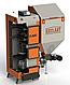 Пеллетный бытовой котел с бункером Kotlant КГП 38 кВт с автоматикой и вентилятором, фото 2