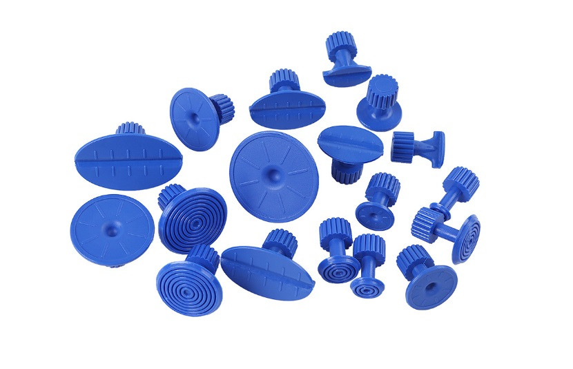 Набір насадок ZIRY PDR до мініліфтера 18pcs blue