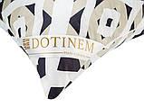 Подушка 70х70 VALENCIA Шариковый холлофайбер Из сатина Для дома Гостиницы Пансионата Отеля, фото 2