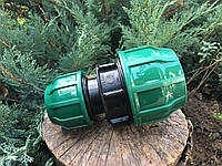 Муфта переходная 63-32 мм Poelsan, фото 1