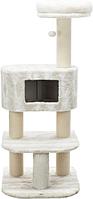Trixie ТX-44449 Игровая площадка с дряпкой и домиком для кошки «Нелли» 140см