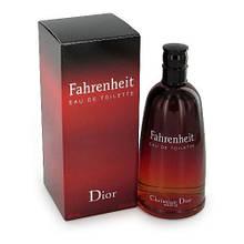Мужская туалетная вода Dior Fahrenheit (реплика)