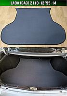 ЕВА коврик в багажник на Lada (Ваз) 2110-12 '95-14. Ковер багажника EVA ВАЗ Лада 2111 2112
