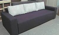 """Диван розкладний спальний для дому """"Єврокнижка"""", м'які меблі від виробника"""