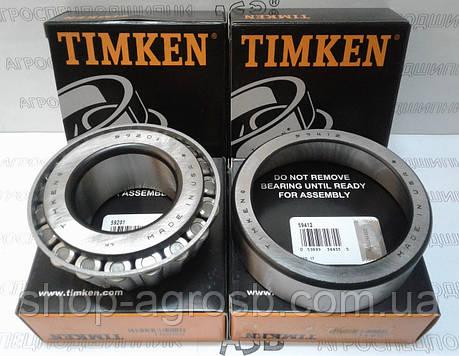 Подшипник TIMKEN 59201/59412, фото 2