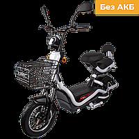 Електричний мопед R1 RACING Athena 500W/48V (білий)