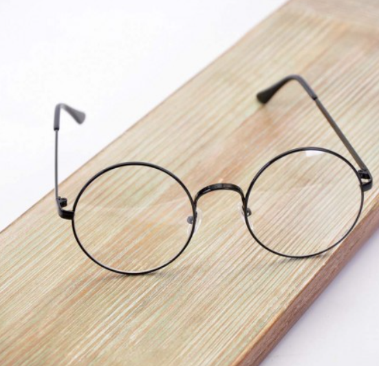 Очки Гарри Поттер ABC (металл)