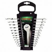 Набор ключей комбинированных 12st  6-19мм на холдере TOPTUL GAAC1201