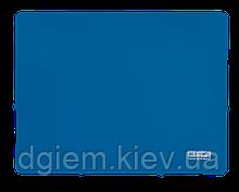Папка на резинках А4 JOBMAX пластиковая синяя
