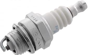 Свічка запалювання НЦК NGK DCPR6E для підвісних двигунів Suzuki Сузукі, Mercury Меркурі, Honda Хонда.