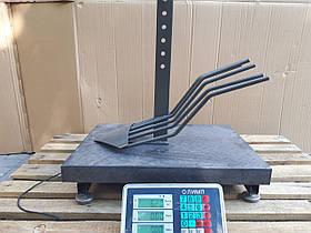 Картофелекопатель к мотоблоку Евро Булат усиленный (прут 12 мм)
