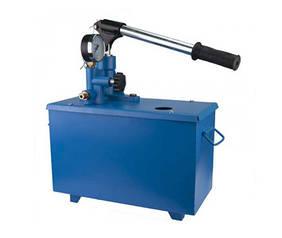 Опрессовщик ручной Wezer (синий 10л)