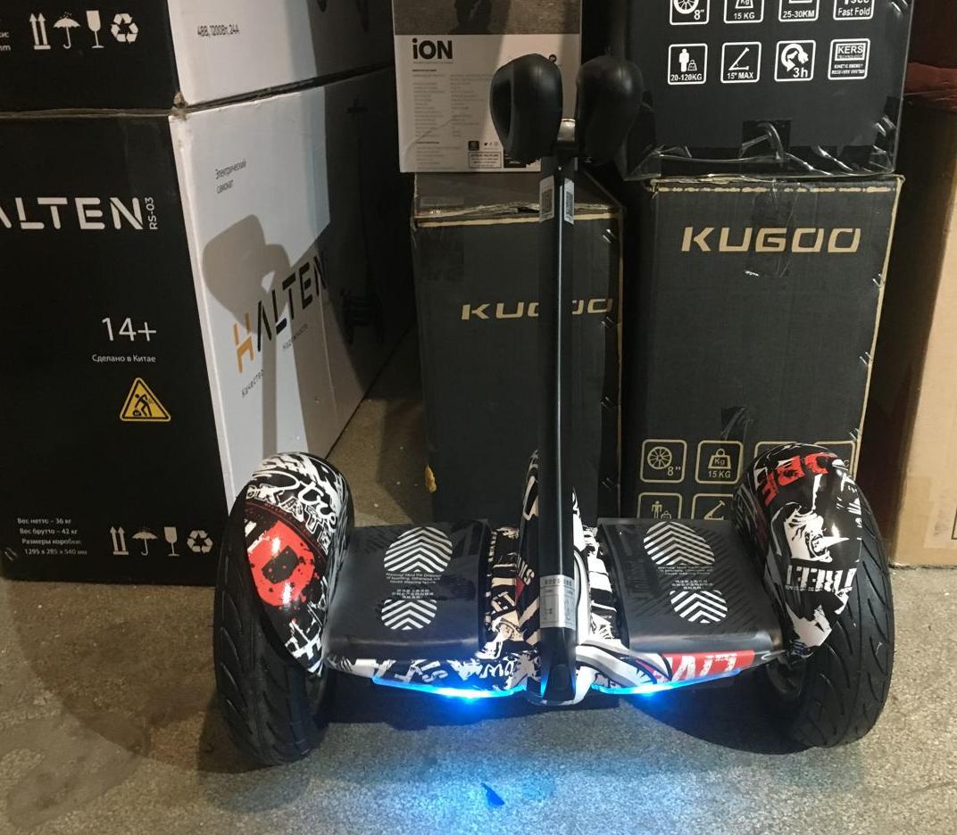 Segway MiniRobot Сигвей мини 10.5 inch 36V Пират