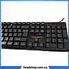 Клавиатура HK-6300 TZ + мышка - игровой комплект проводная клавиатура для ПК с цветной RGB подсветкой + мышь, фото 4