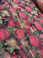 Гобеленовая ткань Елочные игрушки