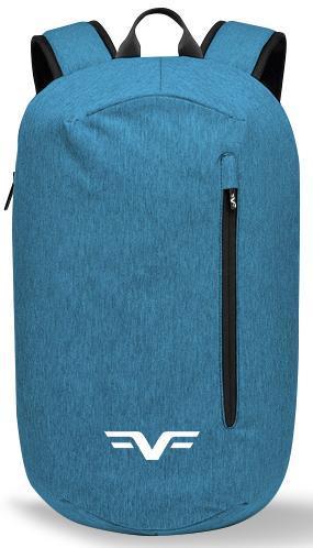"""Рюкзак для ноутбука 15.6"""" Frime Keeper Light Blue"""