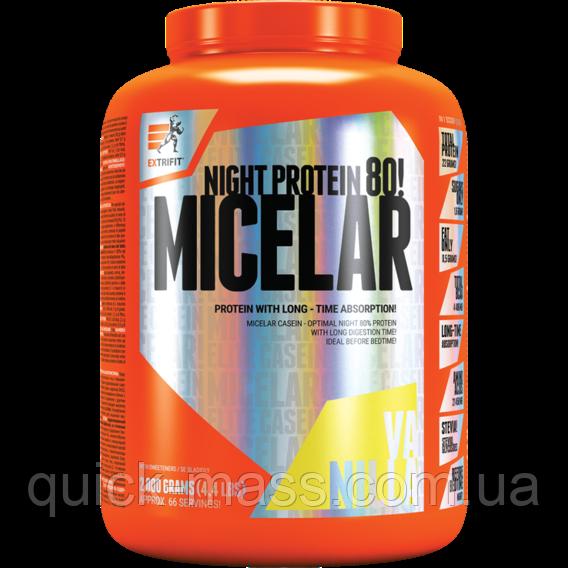 Казеин Extrifit Micellar Casein Protein 2000g