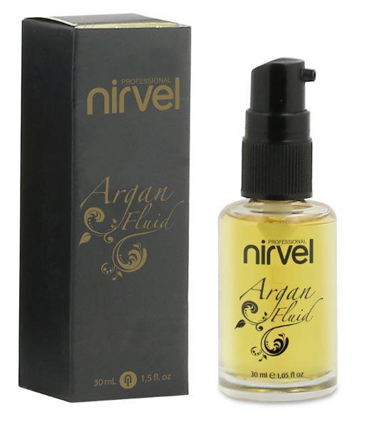 Флюид с маслом арганы Nirvel Argan fluid.