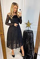 Очень красивое вечерние платье