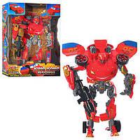 Игрушка Робот Трансформер Машина Тачки герой мультфильма Молния Макквин