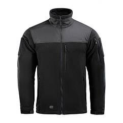M-Tac куртка Alpha Windblock Fleece Black 2XL
