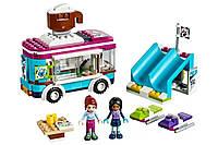 Конструктор Lepin 01048 Горнолыжный курорт: Фургончик по продаже горячего шоколада, фото 1