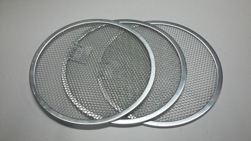 Сетка для пиццы алюминиевая - Ø360мм  (Нидерланды)