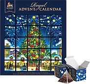 """Чайный набор-ассорти Ричард Ройал Календарь Richard """"Royal Advent Calendar"""", 25 пирамидок"""