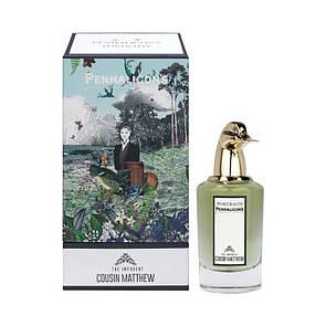 Мужская парфюмированная вода Penhaligon`s The Impudent Cousin Matthew 75 мл