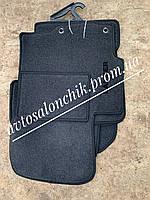 Коврики в салон ворсовые текстильные на Митсубиси Лансер 10 MITSUBISHI Lancer X с 2007 г автоковры