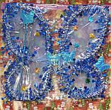 Карнавальный набор ( 3 предмета) для девочки - Новогодняя бабочка, фото 2
