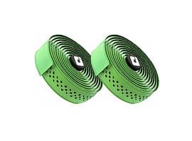 Обмотка руля ODI 3.5mm Dual-Ply Performance Bar Tape - Green/White (зелено-белая)